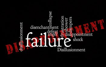 What to do if your company is failing